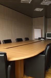 פרקט מולבן - מתאים גם למשרדים